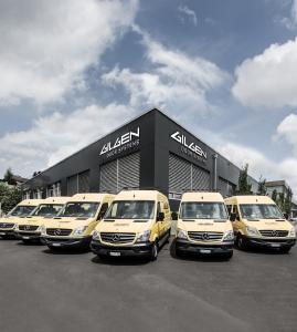 Die Gilgen Door Systems AG aus Schwarzenburg ist ab sofort eine neue Kundin der GIA Informatik AG im Bereich SAP Remote Operation Services.