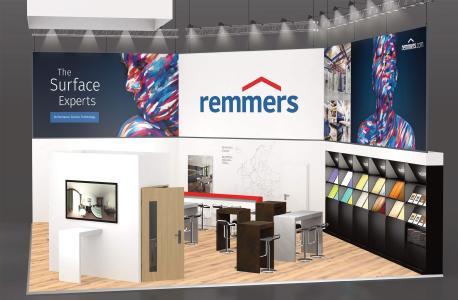 Remmers präsentiert in Hannover die neuesten Oberflächen-Innovationen für die industrielle und handwerkliche Anwendung. Foto: Remmers, Löningen
