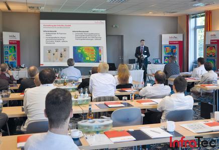 Thermografie-Informationsveranstaltungen von InfraTec