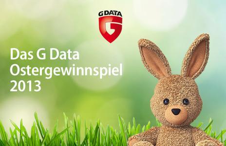 Deutscher IT-Security Hersteller startet seine Osteraktion 2013