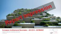 [PDF] Report Impression Arch Vision Germany