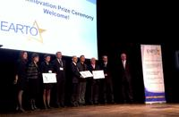CSEM is rewarded by European innovation prize for groundbreaking silicon technology in the watch industry