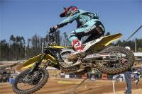 Suzuki World MXGP team in full force for Czech GP