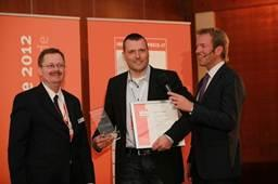 SocialSalesMap® wins Innovationspreis-IT at CeBit