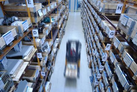 Unlike spare parts ordered from a number of different third-party suppliers KHS provides everything from a single source.