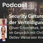 Security Culture als Basis der Verteidigung