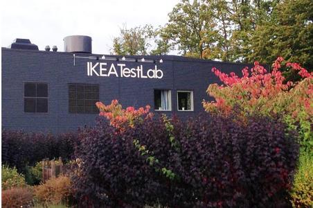 Das IKEA Testlabor in Älmhult, Schweden