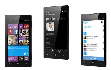 Skype for Windows Phone 8 - install the Preview today