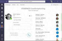 STARFACE Integration für Microsoft Teams: Neues Modul integriert UCC-Features von STARFACE in Microsoft Teams