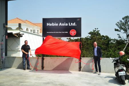 Hebie-Asia Opening