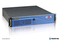 Kontron KISS 2U industrial server with 4 fast PCI Express x4/x16 expansion slots