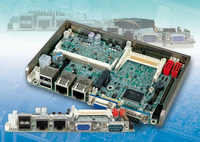 3,5 Zoll embedded SBC mit Atom™ Dual Core