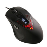Gaming-Mouse mit OLED-Display - CM Storm Sentinel Advance exklusiv bei Caseking
