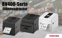 Toshiba BV400-Serie Etikettendrucker