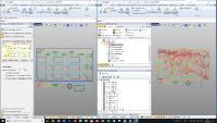 VisualMILL Xpress und VisualNEST - 2- bis 2½-Achs-Fräsen und automatisches Schachteln im Bundle