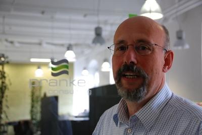 Heinz-Erich Ohnezat, Geschäftsführer von Pranke Consulting