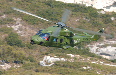 Eurocopter's participation at DEFENSYS 2010 builds on the helicopter manufacturer's growing presence in Greece