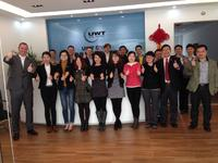 UWT on its way to China – with 100%