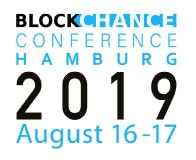 "BLOCKCHANCE Conference Hamburg 2019: Hamburg entwickelt ""The Future of Social Economics"""