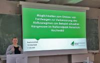 Bachelorarbeit in Kooperation mit dem Nationalpark Hunsrück-Hochwald
