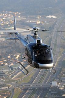The latest version of Ecureuil family to enter the UK market with the AS350 B3e
