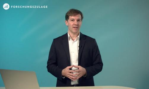 Robert Schwertner Webinar Forschungszulage Forschungsförderung Steuerbonus