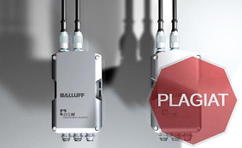 Baluff RFID-Lösungen für den Plagiatschutz