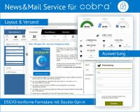 cobra News & Mail Service: Newsletter leicht gemacht
