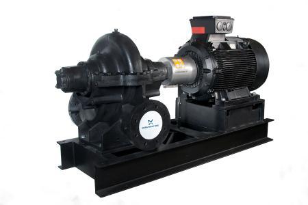 Digitale und analoge Lösungen von Grundfos - rund um Pumpen und Systeme in die Wasserwirtschaft