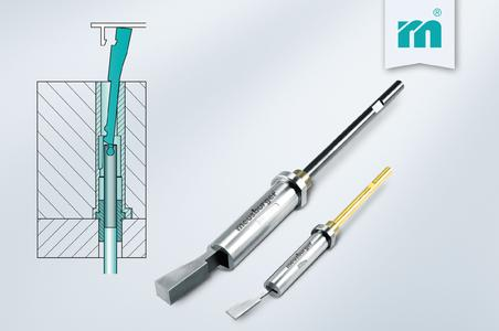 NEW at Meusburger - E 3260 Flexible ejector with guiding (Photo: Meusburger)