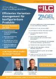 Einladung zum Seminar Variantenmanagement im April 2020