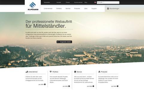 Euroweb gewinnt IMA-Award: Best in Class