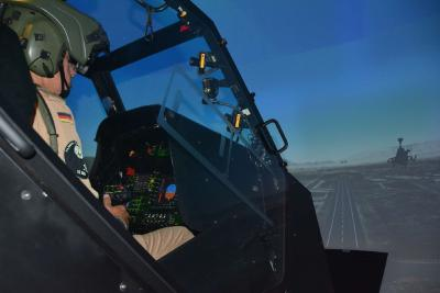 Rheinmetall successfully concludes modernization of simulators for Tiger combat helicopter