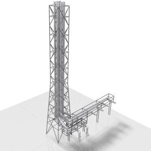 Schiedel offers powerful customer service for BIM, architecture and plant engineering with 3D CAD BIM library from CADENAS