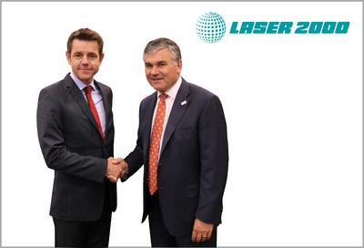 Laser 2000 and JDSU sign new exclusive distribution agreement for kW Class Fiber Laser and kW Class Direct-Diode Laser Systems