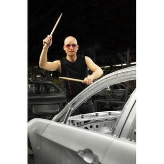 Percussion Night am 8. Mai im BMW Museum
