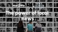 WAN-IFRA announces first participants in Table Stakes Europe to support local journalism