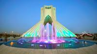 Azadi Tower Teheran