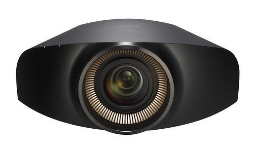 Einer der Shooting-Stars von Sony Professional auf der ISE 2012: Der neue 4K Projektor VPL-VW1000