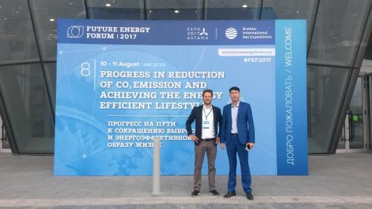 Die wissenschaftliche Expertise aus Flensburg ist international nachgefragt – sogar in Kasachstan