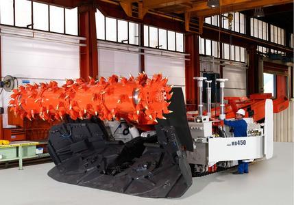 Sandvik stellt Machinen für den Bergbau her (Bild: Sandvik)