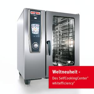 Das neue Selfcooking Center whitefficency