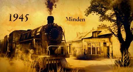 Der prämierte Film führt mit einer Zugfahrt durch die 70-jährige Unternehmens-geschichte der HARTING Technologiegruppe