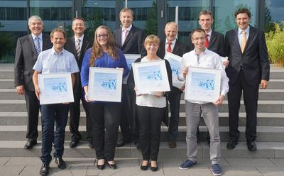 Development team behind CMR-free rheological additives acknowledged with the BYK Advance innovation prize