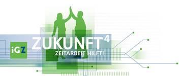 Zeitarbeit: Chancengeber und Konjunkturmotor
