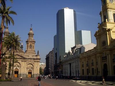 Cl-Domains: Mit  einheimischen Domains und einer Webseite auf spanisch kann man den chilenischen Markt  ansprechen