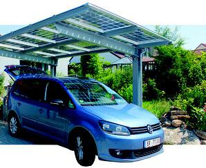 solar carport bausatz metall bundesweit liefern ikratos solar und energietechnik gmbh. Black Bedroom Furniture Sets. Home Design Ideas