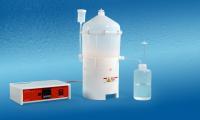 Das APS-2000 zur Reinigung von Säuren (Herstellung von Reinstsäuren)