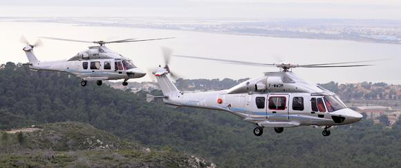 Eurocopter's Farnborough Airshow presence to focus on the mission operability and performance of its enhanced helicopter product line