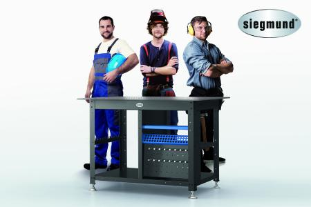 Siegmund Workstation